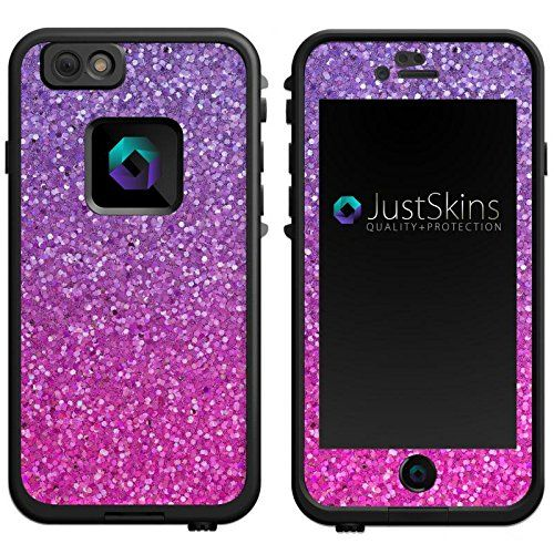 wholesale dealer e4fed 14780 Amazon.com: Purple Shades Static Skin Decal for iPhone 6 Lifeproof ...