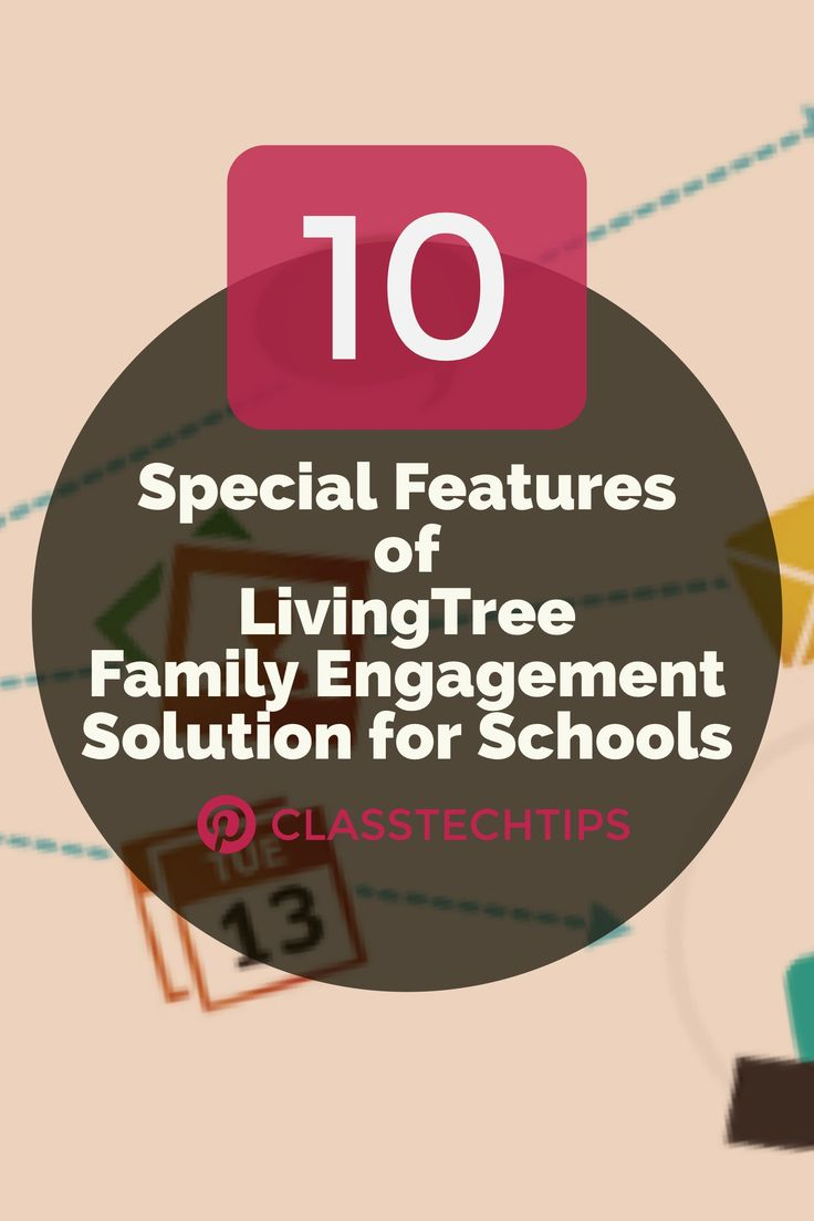 Marvelous  Special Features of LivingTree Family Engagement Solution for Schools