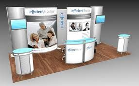 According to business experts, there is an easiest method to inscribe the name of your business in the brain of potential customers and it is called trade show.