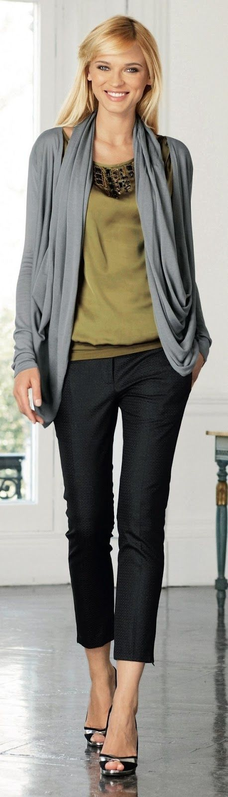 New Fashion Trends: Pants trends 2013 – #fashion #pants #trends