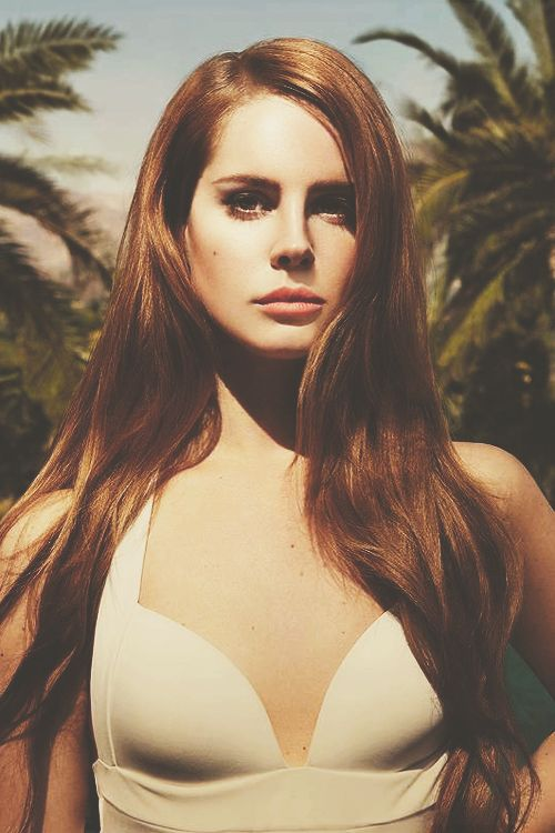 The one and only, Lana Del Rey. If I could have any girl crush, it would be her!