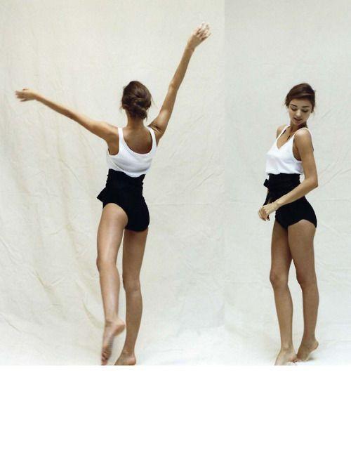 Miranda KerrMiranda Kerr, Inspiration, Style, Magazines, Dance Outfit, Legs, Fashion Photography, Ballet, Dance Practice Outfit