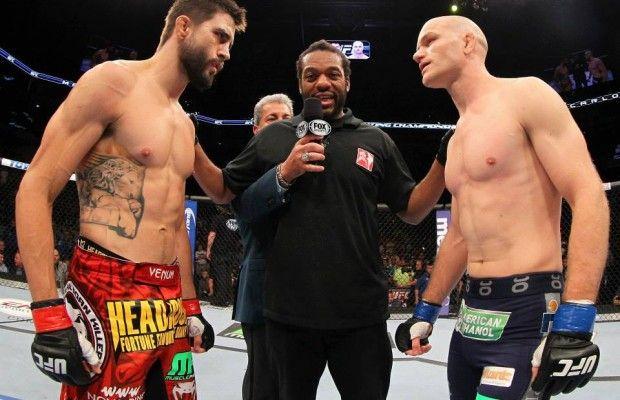UFC FN 27 Recap – Carlos Condit gets his revenge in Blood Bath