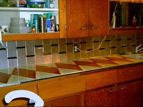 vertical installed subway tile backsplash home pinterest ideas