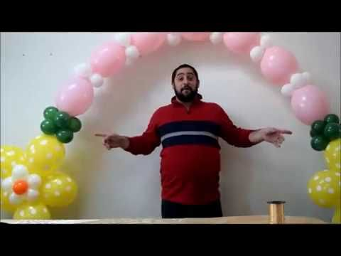 1000 ideas about balloon arch frame on pinterest for Balloon arch no helium