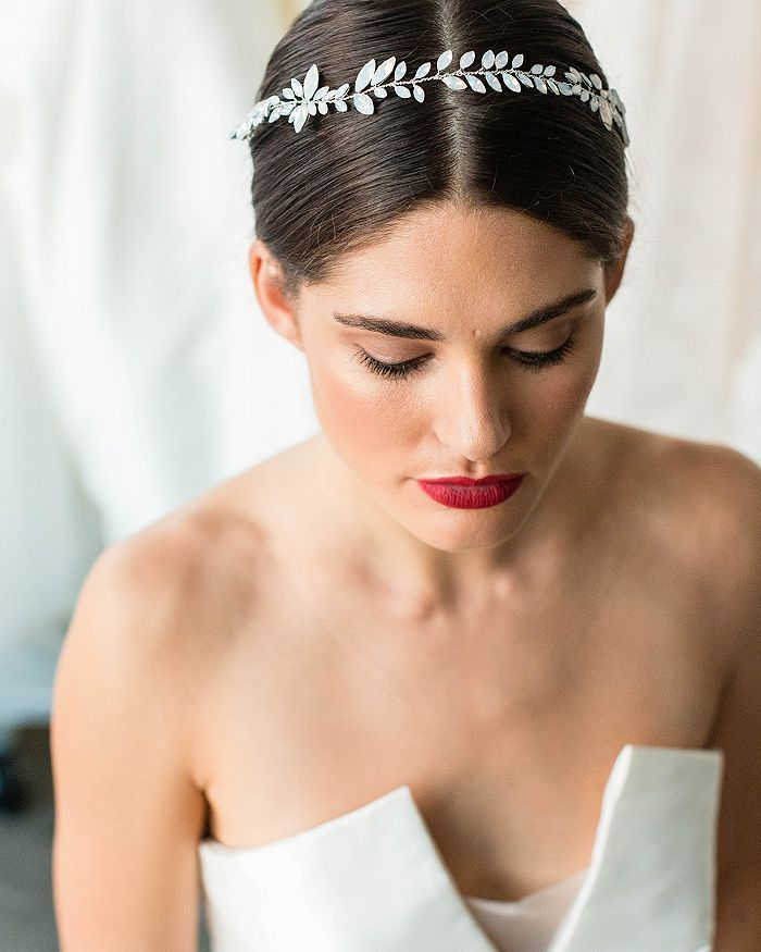Brides and Hairpins Paris Halo – Silver