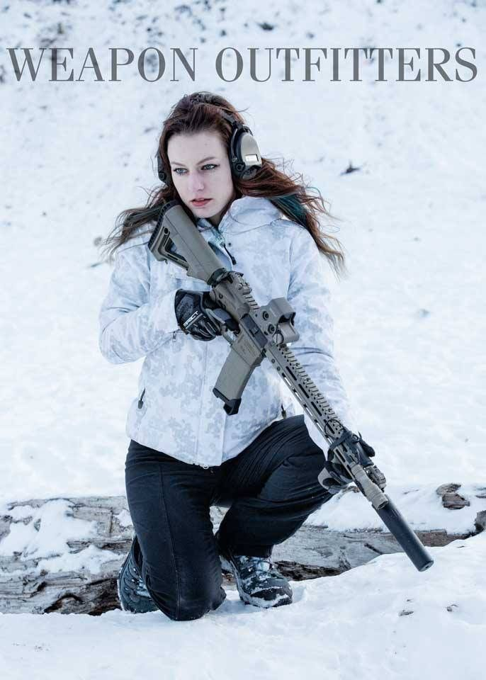 Parallax Tactical Lightweight Series M-LOK rails are simple and effective free float rail systems which utilize the Magpul standard. http://www.weaponoutfitters.com/parallax-tactical-ffssr-series-m-lok-1.html Magpul Industries Corp. MOE M-LOK vertical grip