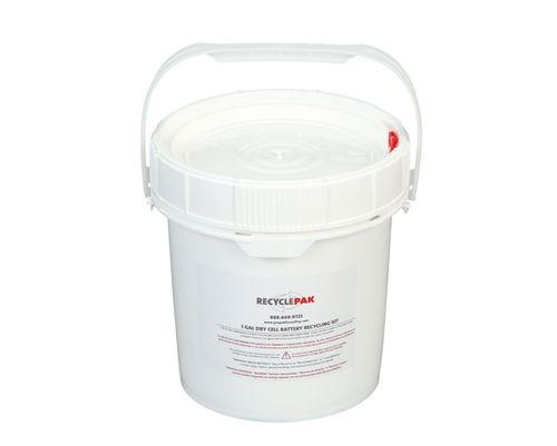 Veolia - 2 Gallon Sealed Lead Acid Battery Recycling Kit With Prepaid Return Shipping - SUPPLY-150