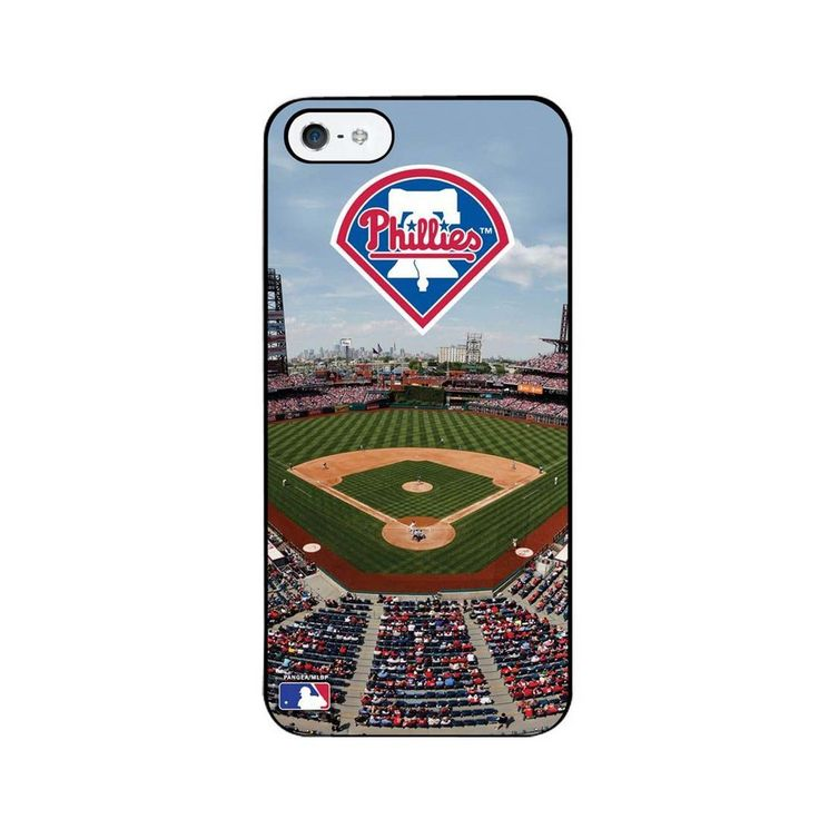 Philadelphia Phillies Stadium Collection Iphone 5 Case