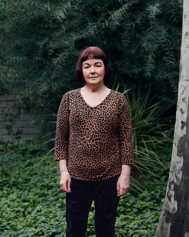 City Edge: Melbourne's Original Urban Village | Assemble Papers by Rachel Elliot-Jones. Resident green thumb Angela is one of the original owners. Photo by Tom Ross.