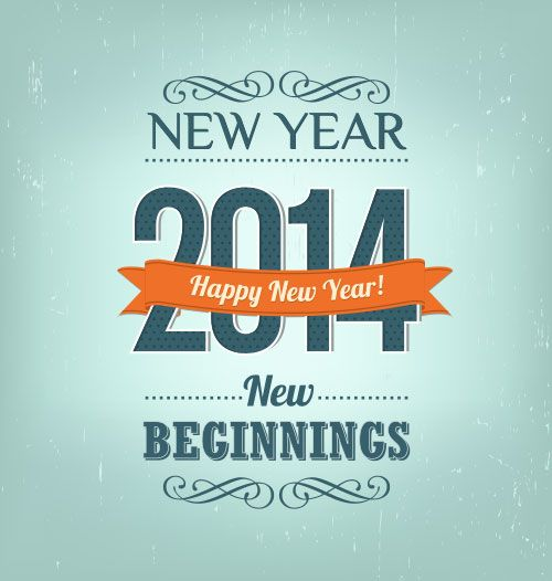 Happy New Year 2014 Images & Facebook Cover Photos