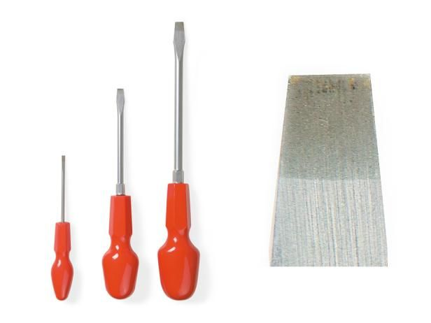 DIY Network explains all the different types of screwdrivers and how they are used.