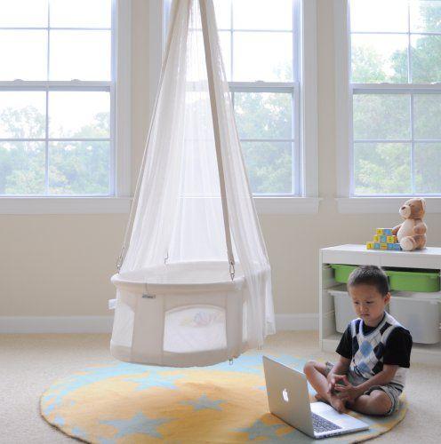 Dreambur Designer Hanging Bassinet at Time For Babies