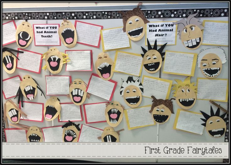 What if YOU Had Animal Teeth? Hair? Blog post with a a bunch of freebies. Great for opinion writing!