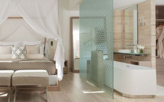 Love this bed - One&Only Hayman Island resort
