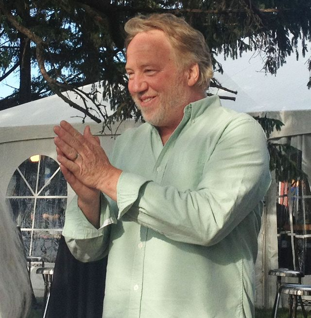 Howell, Not Hollywood, for Timothy Busfield & Melissa Gilbert