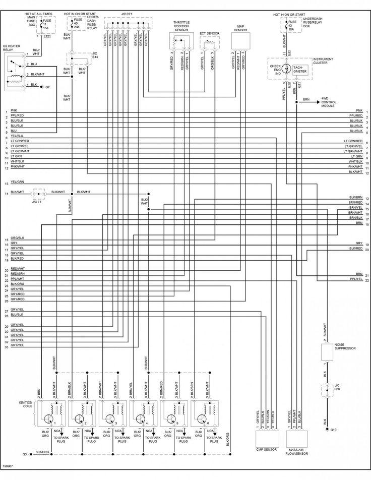 Engine Diagram 6 Suzuki Xl6 Uk di 2020