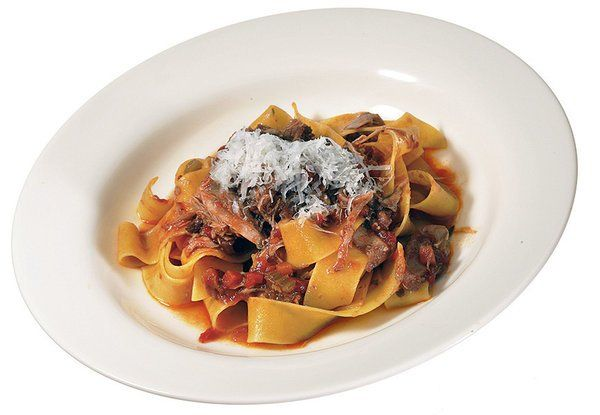 NYT Cooking: Rabbit Ragu With Pappardelle