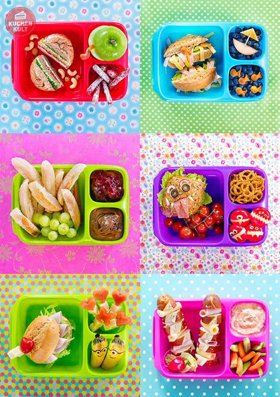 Bento Boxen, Bento Box, Lunchbox, Brotdose