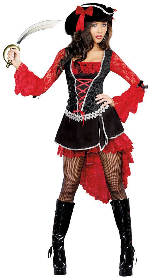 1000 ideas about women 39 s pirate costumes on pinterest - Monsieur pirate ...