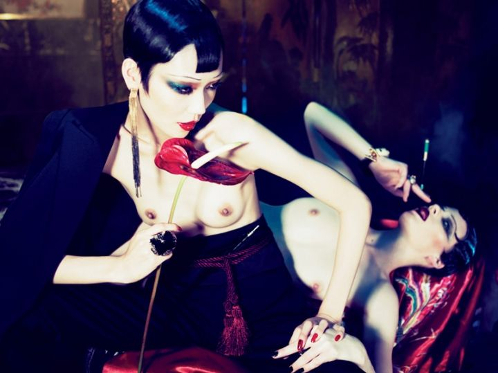 FACTORY311 BLOG - Chinese Girl Interview Magazine by Mert & Marcus