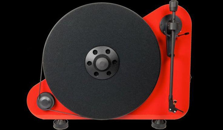 Pro-ject VT-E BT – chegou o primeiro gira-discos sem fios do mundo