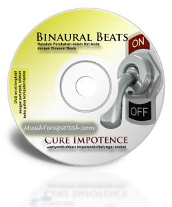 CD Terapi Disfungsi Ereksi dan Impotensi secara Herbal dan Tradisional