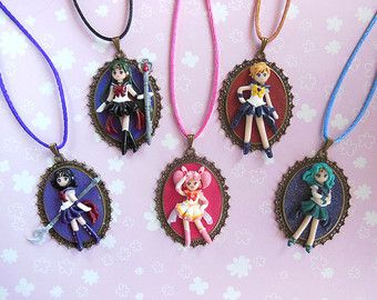 My Little Pony Necklaces by LittleBreezesCrafts on Etsy