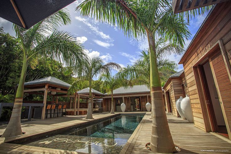 Villa Makasi St Barts in Grand Fond - 3 bedroom luxury villa with calm and serenity