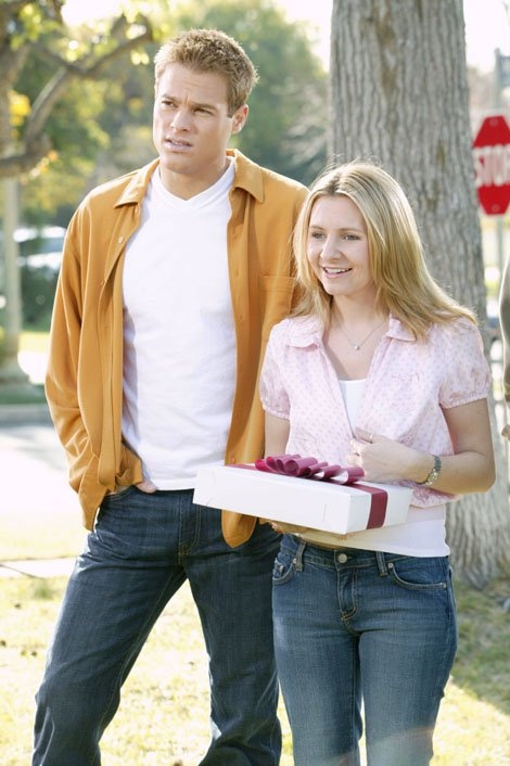 7th Heaven- Kevin & Lucy.They were great. :)