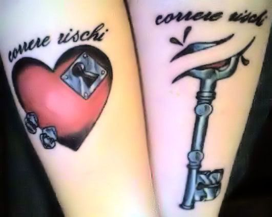 tattoo ideas for couples in love | couples tattoos ideas 12