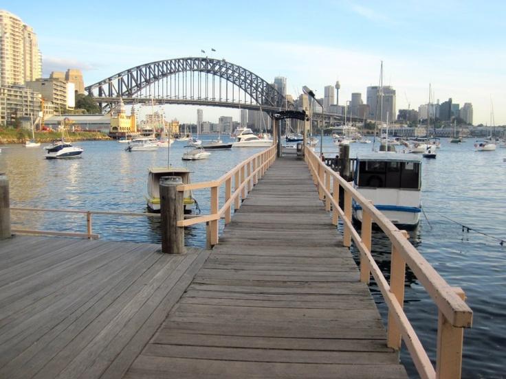 Sydney Daily Photo: Lavender Bay