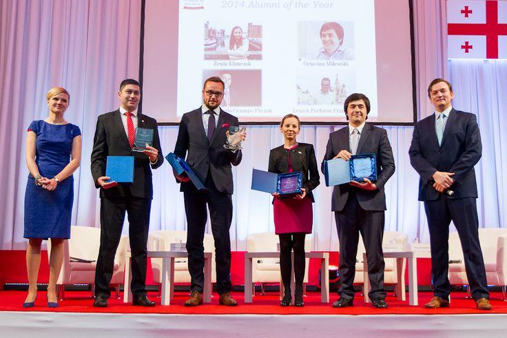 2014 Alumni of the Year!