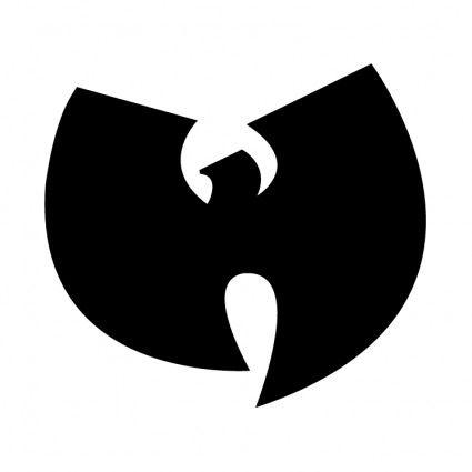 The classic. Wu Tang Clan logo.