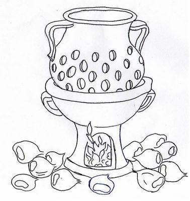 desenhos para colorir sobre o dia de s. martinho - Pesquisa Google