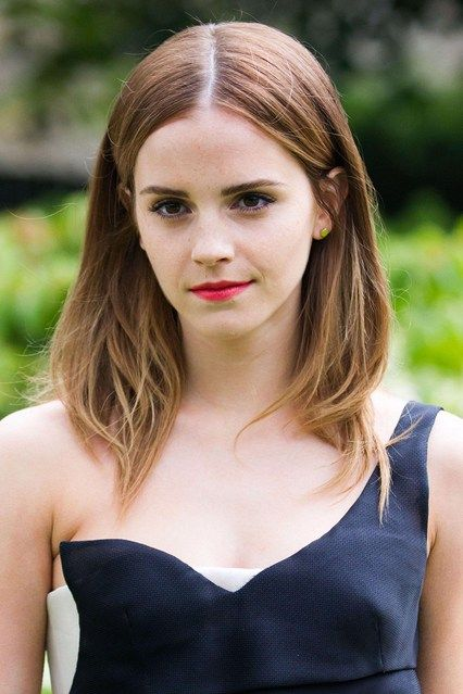She just has too many fab hair + beauty moments to pin, so instead here's a link to Glamour Mag's Emma Watson Look Book