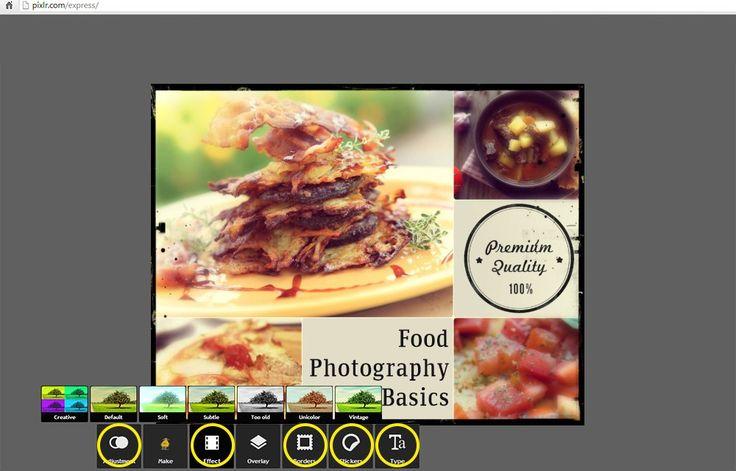 Fotocollage mit Pixlr Express