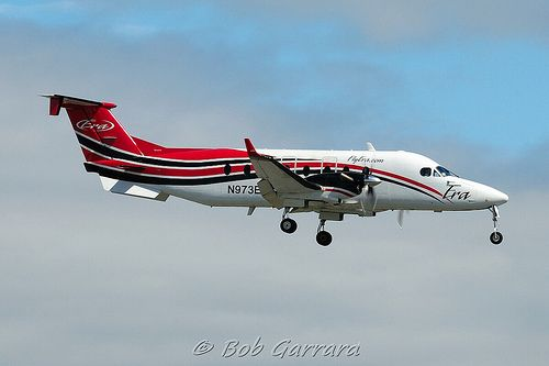 N973EA Era Aviation | Beech (Raytheon) 1900D at ANC | Bob Garrard | Flickr