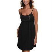 '47 Brand Atlanta Falcons Ladies Susie Baby Doll Dress - Black /#fanatics