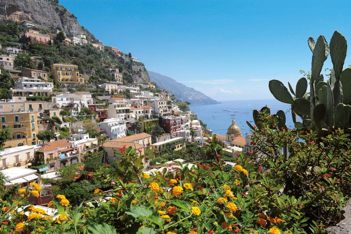 Reise-Tipp Golf von Neapel: Perlen an der Amalfiküste - PROMOBIL
