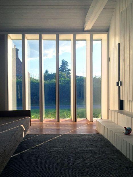 barn conversion windows