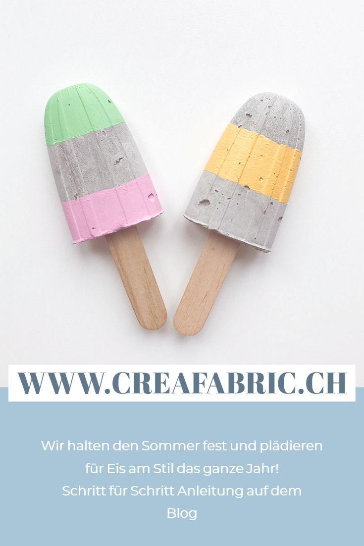 Beton Deko DIY - 3 super einfache und schnelle Ideen   DIY Basteln ...