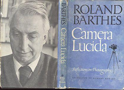 Camera Lucida Critical Essays