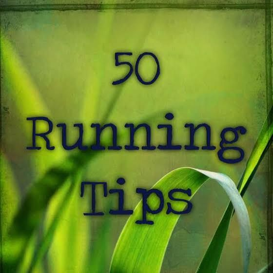 Runs for Cookies: 50 Running Tips