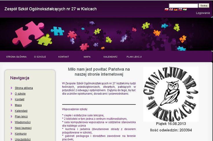 Serdecznie witamy Szkołę Podstawową nr 13 im. W. Jagiełły w Kielcach wśród szkół eksperckich.