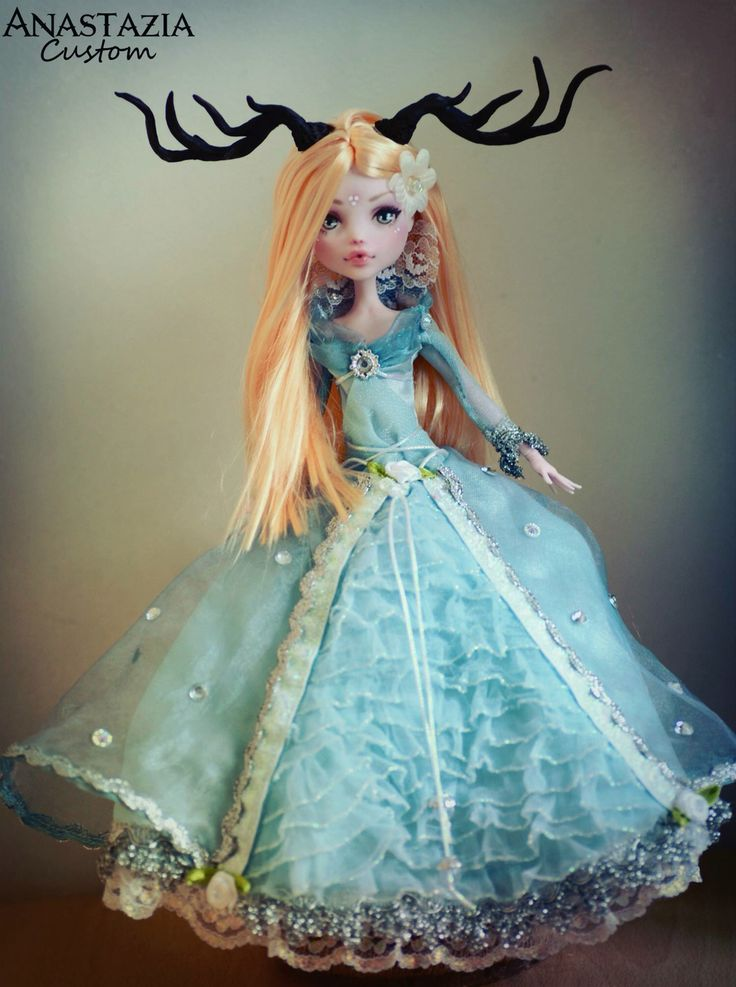 OOAK Ever After High or Monster High Dolls - Anastazia Custom