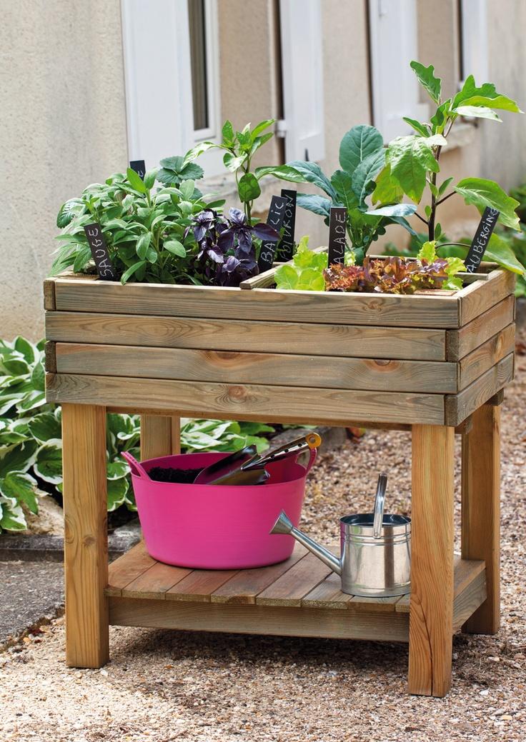 Ideas de un jardiner a en espacio reducido jardineria - Ideas para jardineria ...