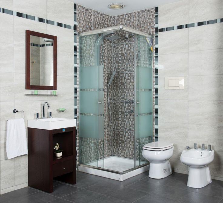 Blaisten ambientes virtuales bano pinterest for Colgadores de toallas para ducha