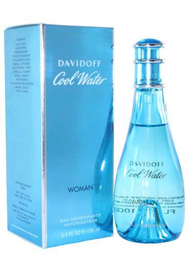 Cool Water de Davidoff - Tienda de regalos, perfumes para mujer, lociones para hombre, joyería - turegalomejor.com