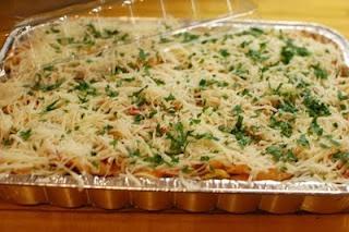 Vegetarian baked ziti | Healthy Num Nums | Pinterest